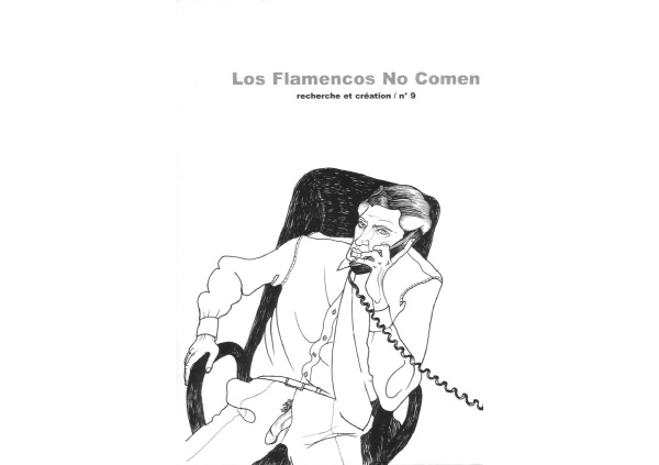 Los Flamenco – Art and Creation No 9